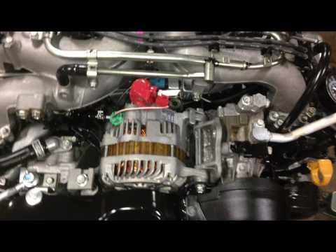 2004 SUBARU IMPREZA RS ENGINE REPLACEMENT FOR EJ253 EJ203