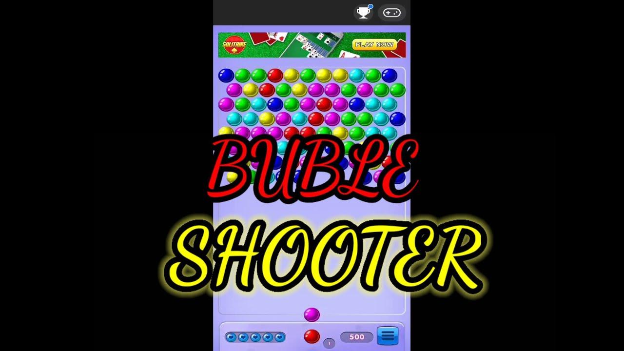 GAME BUBLE SHOOTER SERU BANGET!!