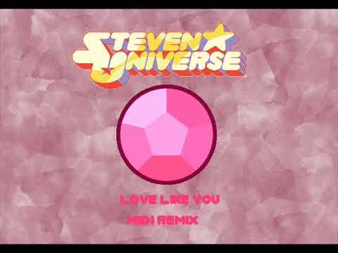Ecouter et télécharger 「cover」love like you ( steven universe.