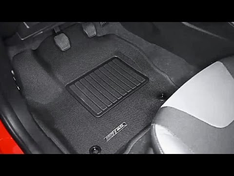 Aries 3D Floor Liners  Floor Mats for Cars  YouTube