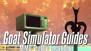 Goat Simulator MMO - All 20 Golden Goat Statue Locations