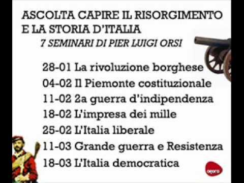 07 - Capire il risorgimento e la storia d'Italia - fascismo, 2a guerra, 1a e 2a repubblica