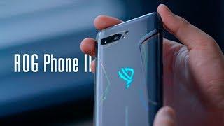 Первый обзор ASUS ROG Phone II — 120 Гц и Snapdragon 855 Plus!