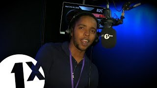 Shane O freestyles for Seani B on BBC 1Xtra