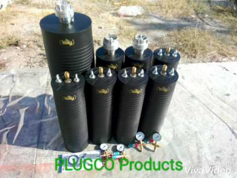 Pipe Plug, Pneumatic Balloon, Inflatable Stopper PLUGCO