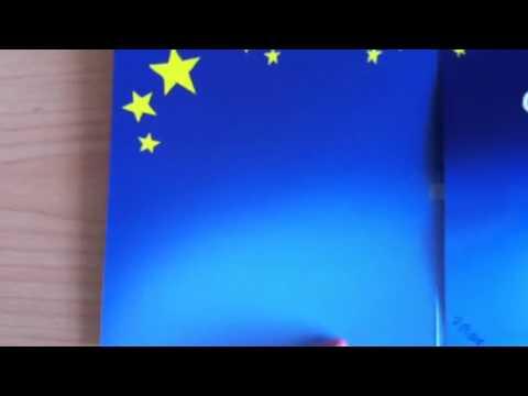 Geburtstag Musikkarte