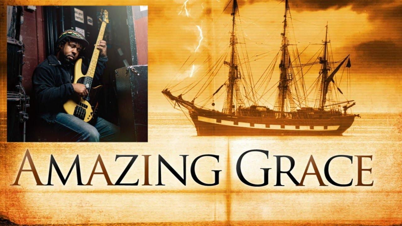 "Басовый разбор ""Amazing Grace"" // Victor Wooten Amazing Grace - Tutorial"