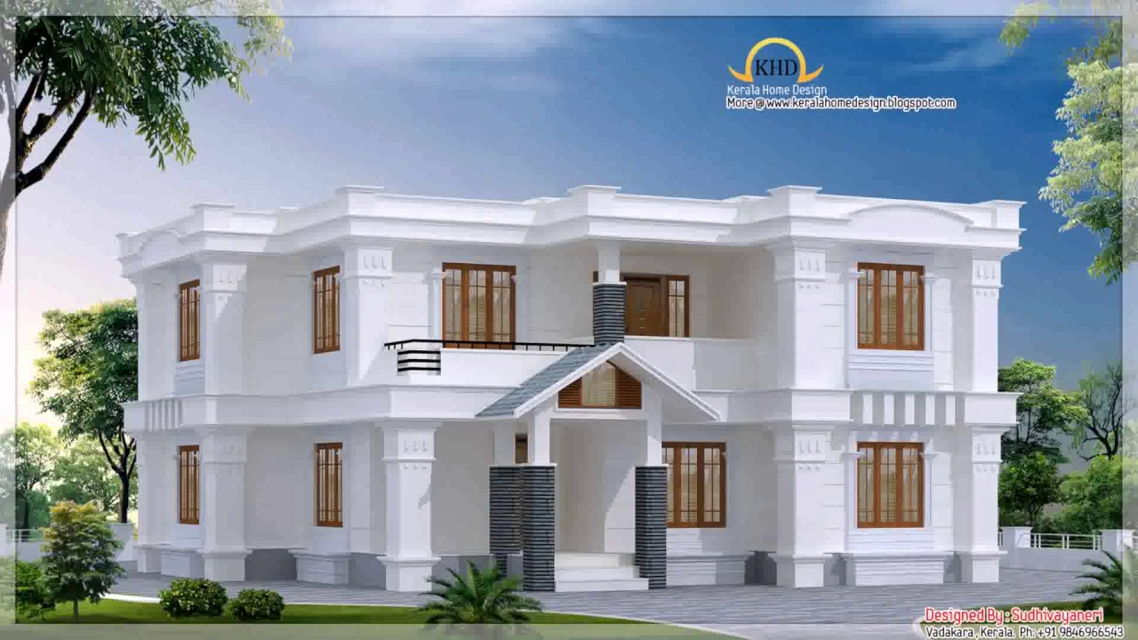 1800 Sq Ft Duplex House Plans India - YouTube