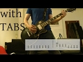 watch he video of Avril Lavigne - Take me away Guitar Cover w/Tabs on screen