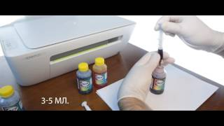 видео заправка картриджей для принтеров