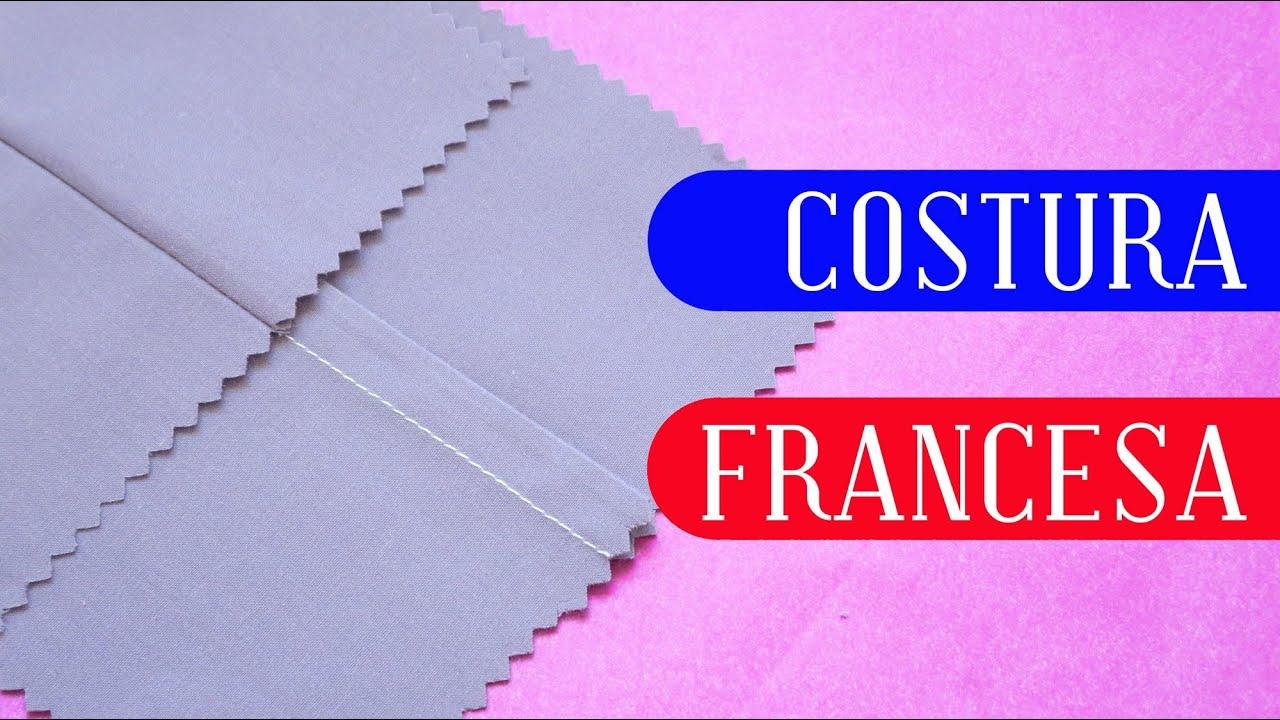 Tutorial costura francesa youtube - Como coser cortinas paso a paso ...