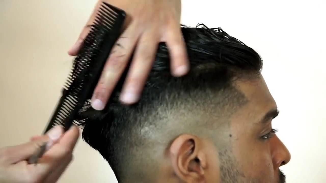Model Gaya Potong rambut Mid Fade 7fc723f7d7
