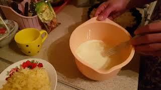 Запеканка сырная с картофелем