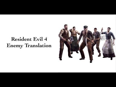 resident evil 4 spanish translation
