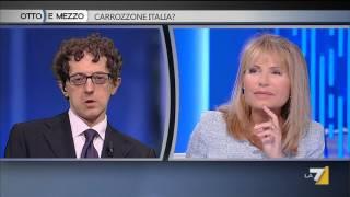 Otto e mezzo - Carrozzone Italia? (Puntata 07/10/2015)