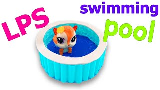 How to make LPS Swimming Pool