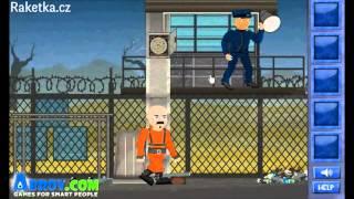 Prison Break Out - Návod - Walkthrough