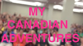 My Canadian Adventures Thumbnail