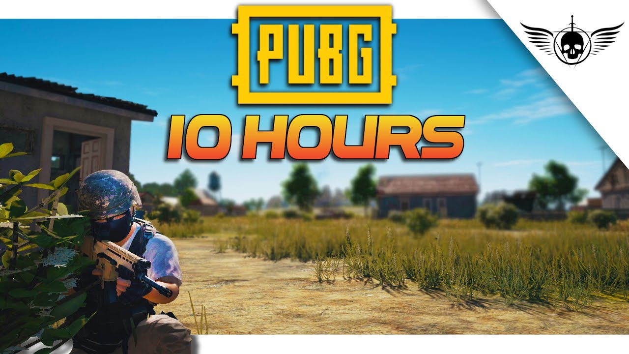 PUBG 10 HOURS Pure Ambient Background Noise