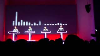 Kraftwerk — TOUR DE FRANCE — Düsseldorf 2013