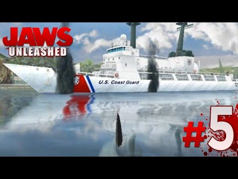 Jaws Unleashed - Gameplay Mission 5 (PS2) || HD