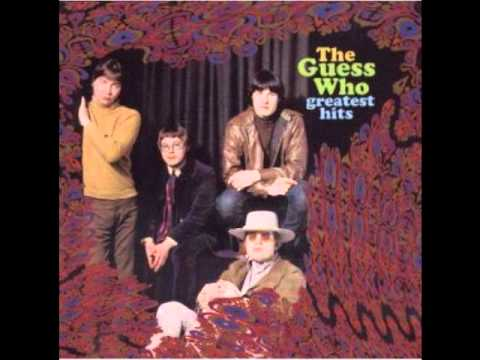 The Guess Who-No Time
