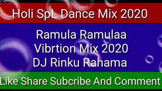 Romulo Ramulaa (Holi SpL Tapori Dance Mix 2020) Dj Rinku Rahama