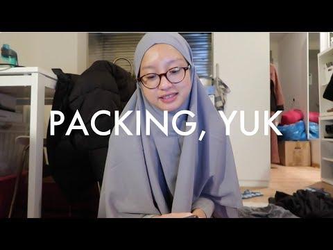 Packing tips untuk bepergian