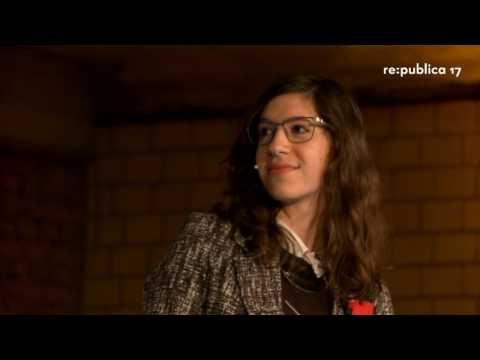 re:publica 2017 - Maya Ofir Magnat: F*cking technology! Making love with machines on YouTube