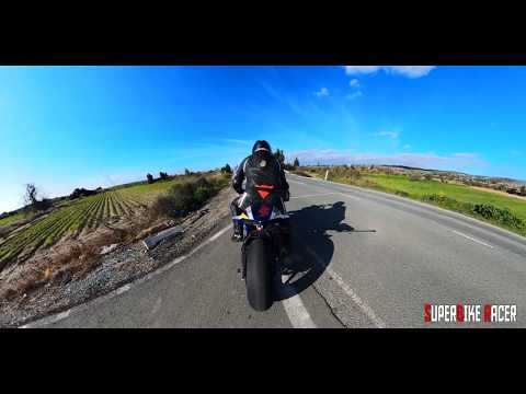 GoPro Max Hero 7 Black Yamaha R6