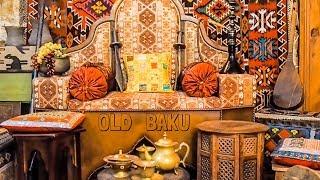 Middle Eastern Charm of Old Baku in Azerbaijan