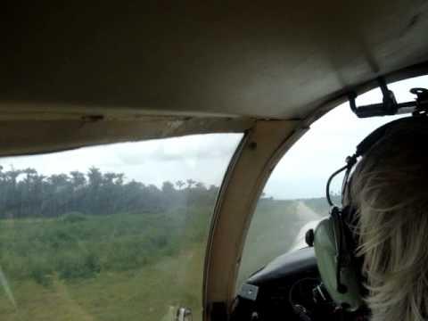 Guiné-Bissau - Bubaque (Aeroporto internacional) - Descolagem