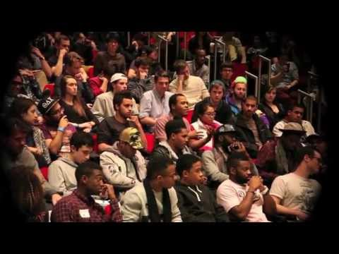 LIL B LECTURES AT MIT UNIVERSITY !!! * HISTORICAL * MUST WATCH (1 hour 30 min+) OFFICIAL VIDEO