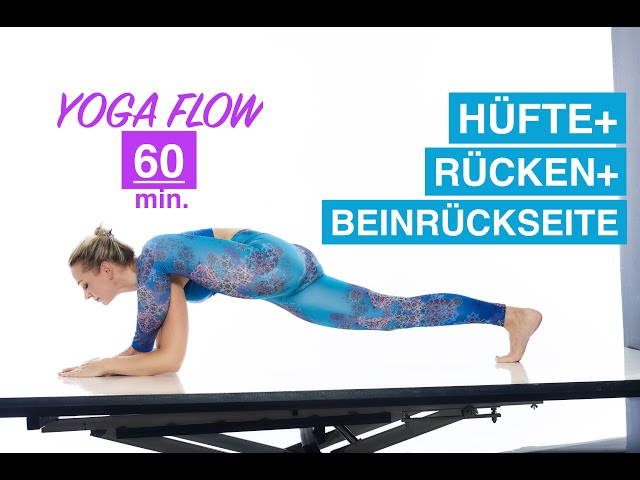 Yoga für mobile Hüfte, geschmeidigen Rücken, flexlible Beinrückseite, gesunde Gelenke| YinYangYoga