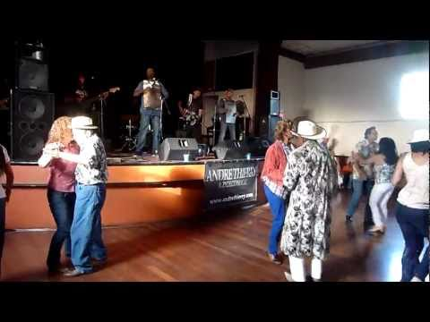 Dancing to Jarus & Lil' Pookie and the All Star band - 5-11
