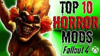 Fallout 4 top 10 Horrifying mods. Fallout 4 top ten Horror mods. Th...