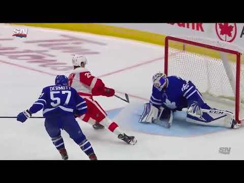 Detroit Red Wings vs Toronto Maple Leafs - September 30, 2017 | Game Highlights | NHL 2017/18