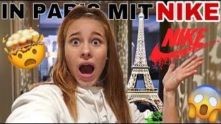 Mit NIKE in PARIS?🤯💗+ Schminke komplett vergessen🤦🏽♀️ | LEOOBALYS