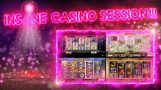 INSANE Casino Session!!! HUGE Win or Fail???