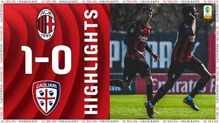 Highlights | Milan primavera 1-0 Cagliari | Matchday 16 Primavera 1 2020/21