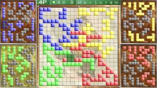 Blokus Portable: Steambot Championship Game Sample - PSP