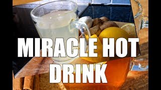 How To Make Miracle Hot Drink | With NATURAL INGREDIENTS - Chef Ricardo Cooking