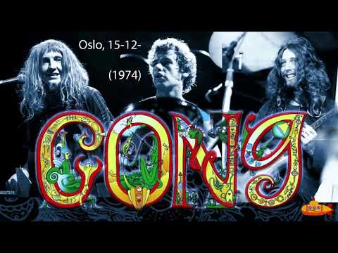 Gong - Live In Oslo (12-15-1974)