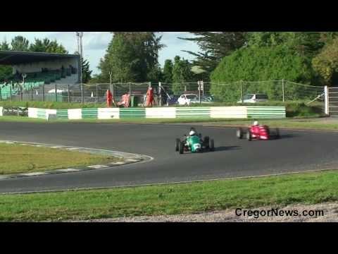 Irish Formula Vee 2013 Round 9 Mondello Park