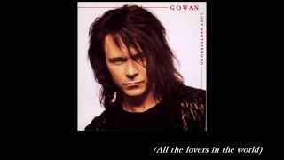 Lawrence Gowan - All The Lovers In The World (With Lyrics)