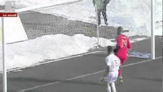 CSKA Sofia - Chavdar Etropole 5:0 Highlights Cup of Bulgaria 1/8 final 15.12.2012