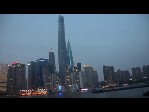 Shanghai Tower - the highest building in Shanghai