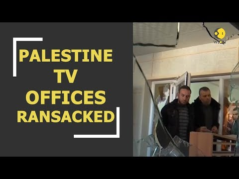 Palestine TV offices in Gaza ransacked, equipment destroyed