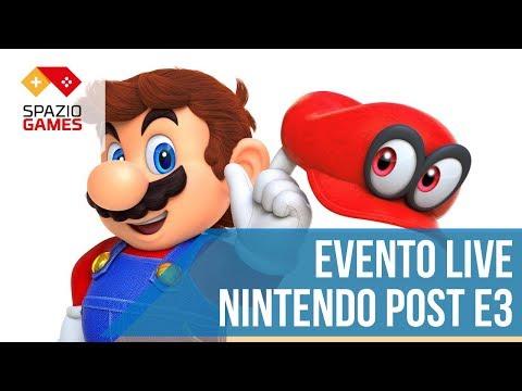 Nintendo Post E3, direttamente dal VideoGames Party di Milano