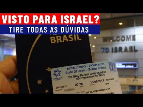 PRECISA DE VISTO PARA VIAJAR A ISRAEL?